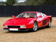 Navigate to Lot 225 - 1987 Ferrari Testarossa