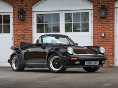 Navigate to Lot 190 - 1989 Porsche 911/930 Turbo Cabriolet