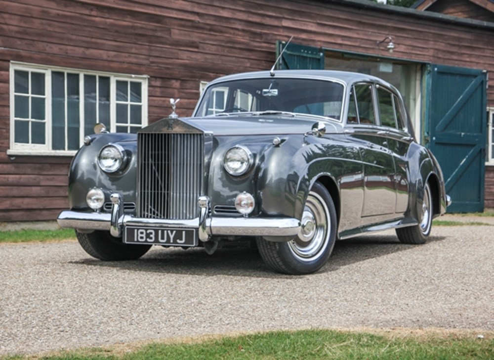 Lot 268 - 1961 Rolls-Royce Silver Cloud II