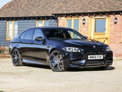 Navigate to Lot 160 - 2016 BMW M5 Competition Edition