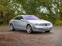 Navigate to Lot 389 - 2010 Mercedes-Benz CL500