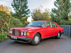 Navigate to Lot 390 - 1988 Bentley Turbo R