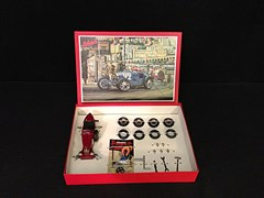 Navigate to Bugatti type 35 A tin plate model