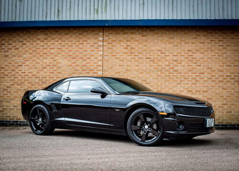 Lot 226 - 2010 Chevrolet Camaro SS