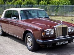 Navigate to Lot 238 - 1978 Rolls-Royce Silver Wraith II