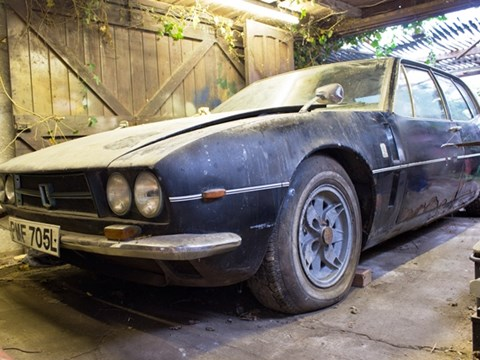 Ref 84 1973 Iso Fidia Restoration Project