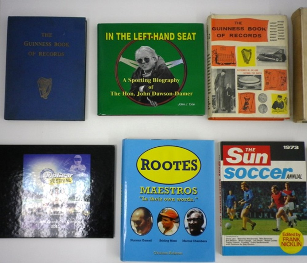 Lot 106 - A selection of books