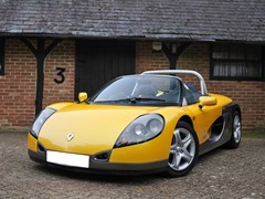 Navigate to Lot 237 - 1997 Renault Sport Spider