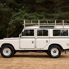 Ref 35 1976 Land Rover Series IIa (Long wheelbase) -