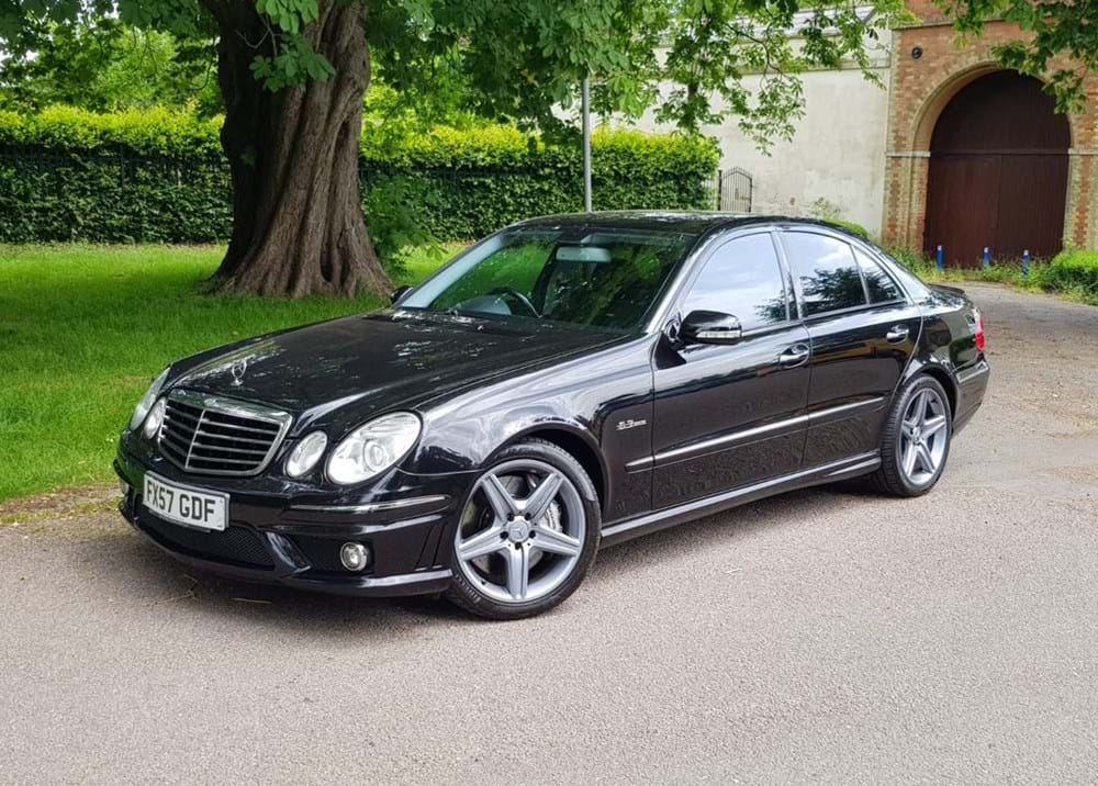 Lot 280 - 2007 Mercedes-Benz E63 AMG