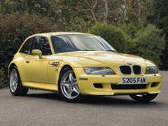 Navigate to Lot 265 - 1999 BMW Z3M Coupé