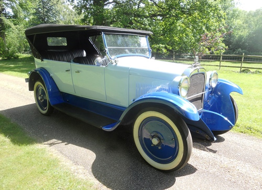 Lot 299 - 1925 Dodge Series 116