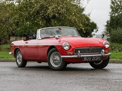 Navigate to Lot 247 - 1970 MG B Roadster