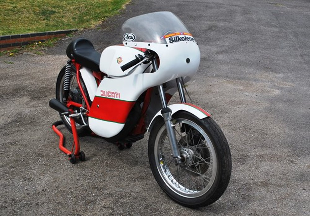 Lot 389 - 1967 Ducati 250 Classic Race Bike
