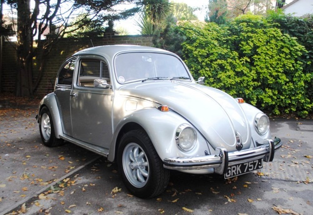 Lot 204 - 1970 13105 Beetle (1300cc)