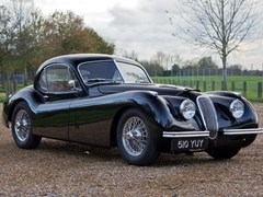 Navigate to Lot 241 - 1952 Jaguar XK120 Fixedhead Coupé