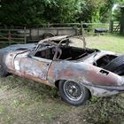 Ref 139 1966 Jaguar E Type Series I Roadster -