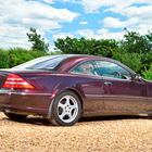Ref 50 2002 Mercedes-Benz CL 500 -