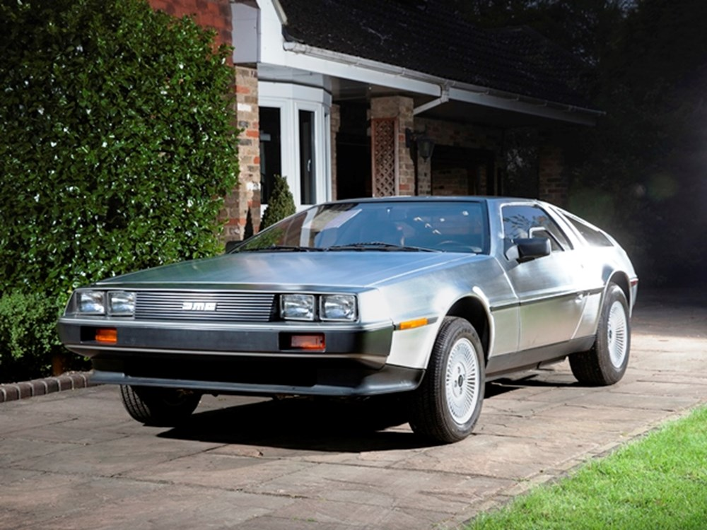 Lot 173 - 1981 DeLorean DMC-12 (24 miles from new)