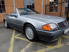 Navigate to Lot 235 - 1989 Mercedes-Benz 500 SL Roadster