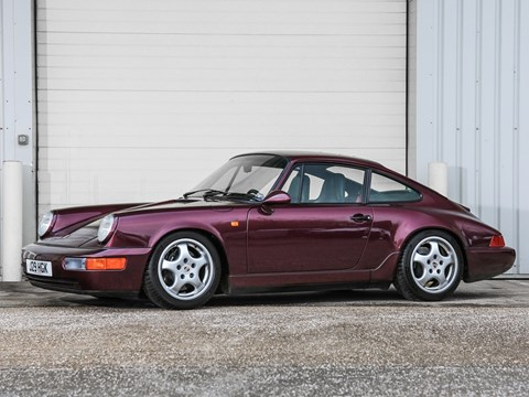 Ref 79 1992 Porsche 911 / 964 Carrera RS Lightweight
