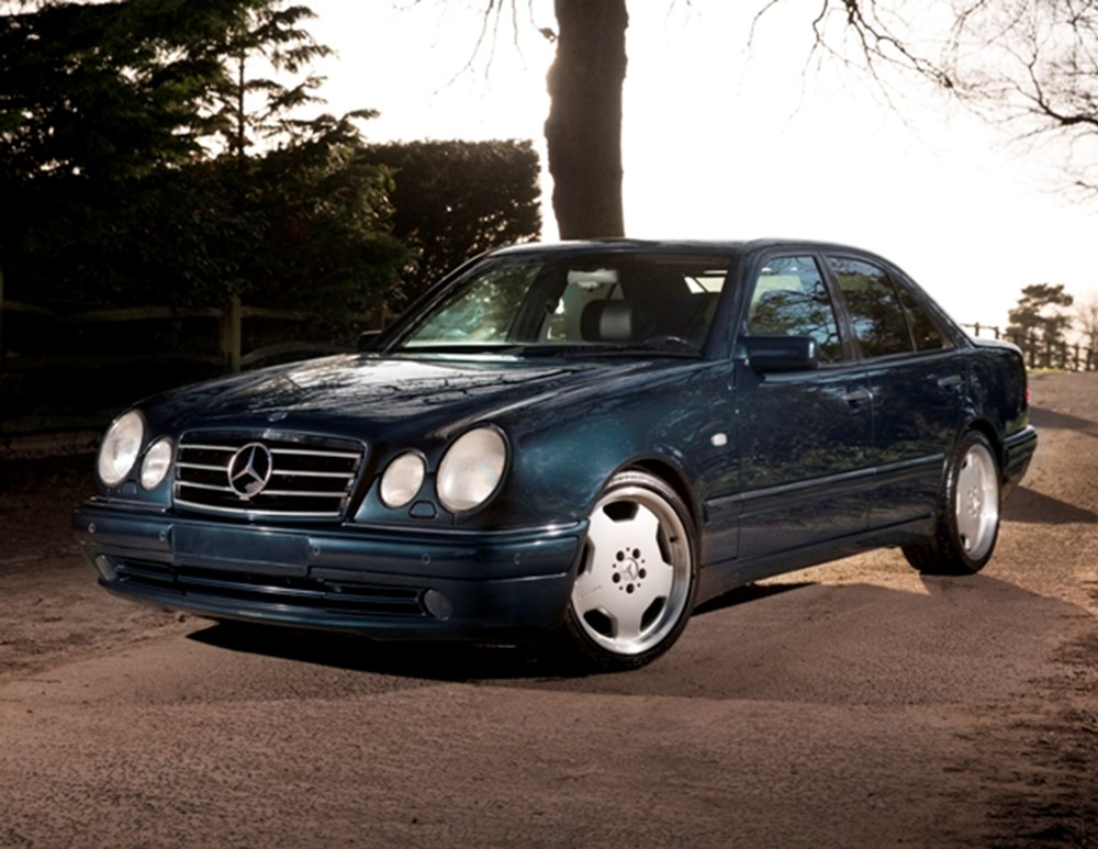 Lot 147 - 1997 Mercedes-Benz E50 AMG