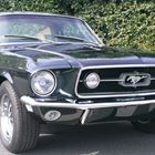 1968 Ford Mustang 'Bullit Style' Fastback -