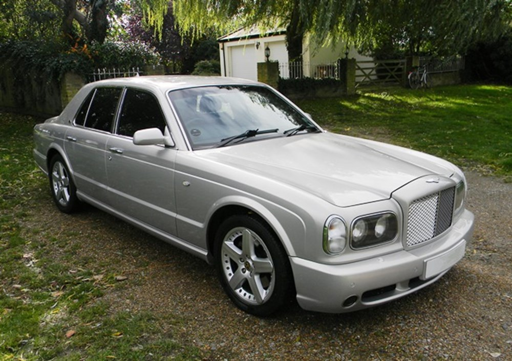 2003 bentley arnage t classic sports car auctioneers. Black Bedroom Furniture Sets. Home Design Ideas