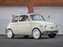 Navigate to Lot 276 - 1960 Fiat 500 N (Nuova)