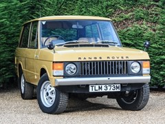 Navigate to Lot 173 - 1973 Range Rover Series I