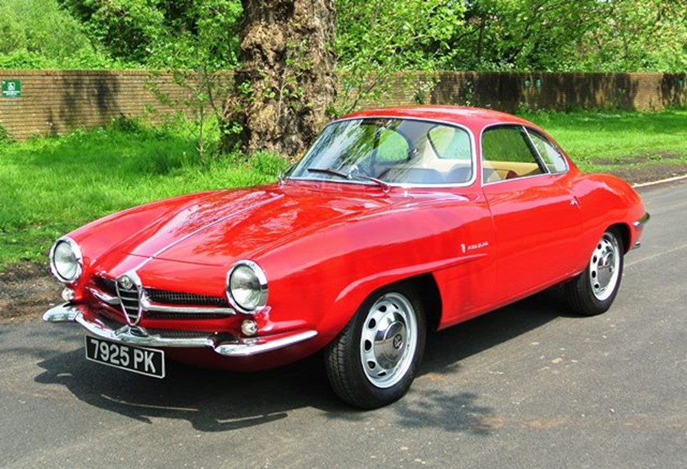 Lot 257 - 1963 Alfa Romeo Guilia 1600 SS
