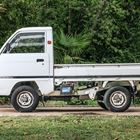 REF 55 1986 Bedford Rascal Pick-up -