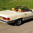 REF 85 1982 Mercedes-Benz 500SL Roadster -