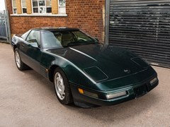 Navigate to Lot 112 - 1998 Chevrolet Corvette C4 *WITHDRAWN*