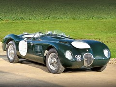 Navigate to Lot 153 - 1996 Jaguar C-Type Recreation by CERA