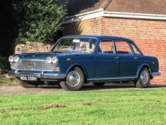 Navigate to Lot 242 - 1970  Austin 3-Litre Saloon