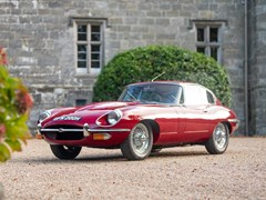 Navigate to Lot 286 - 1970 Jaguar E-Type Series II Fixedhead Coupé (4.2 litre)