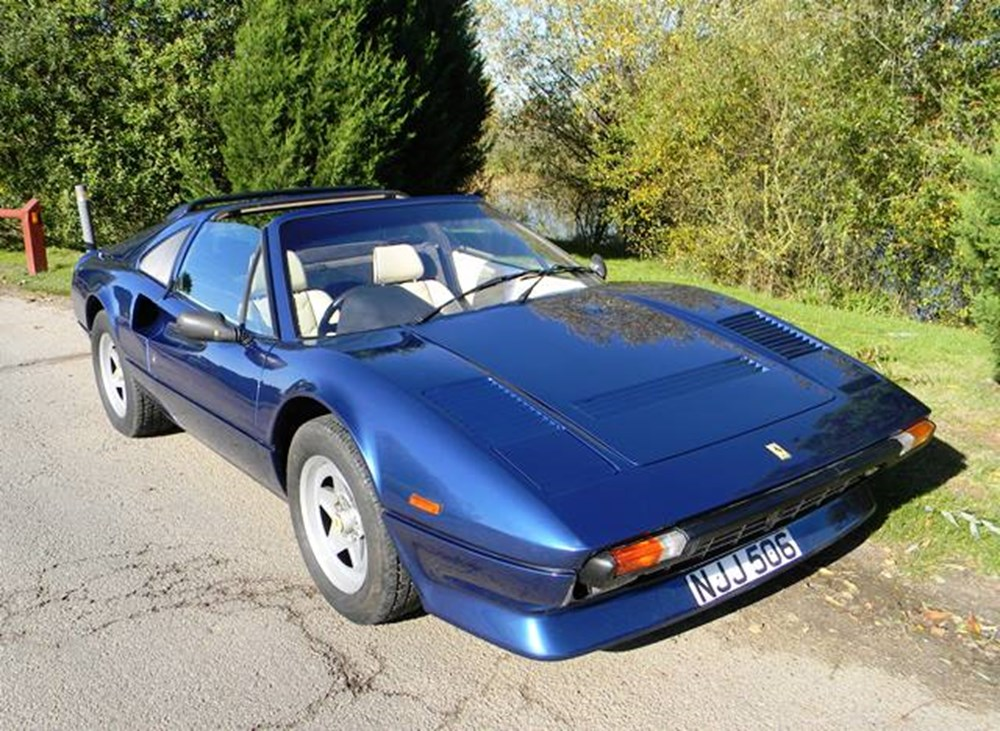 Lot 270 - 1985 12915 308GTS V12 'Nigel's Flyer'