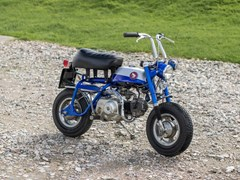 Navigate to Lot 112 - 1970 Honda Monkey Bike