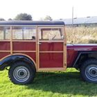 1943 Willys Jeep 'Woodie' Stationwagon -