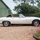 Ref 67 1972 Jaguar E-Type Series III Roadster DL -