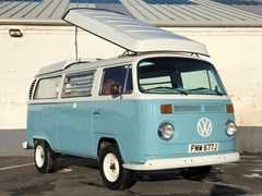 Navigate to Lot 245 - 1971 Volkswagen Camper T2 Westfalia