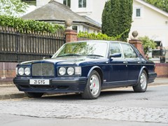 Navigate to Lot 227 - 1996 Bentley Turbo R