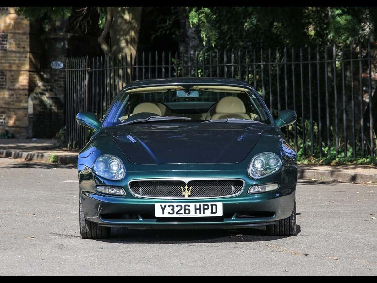 Ref 13 2001 Maserati 3200 GT - Classic & Sports Car ...