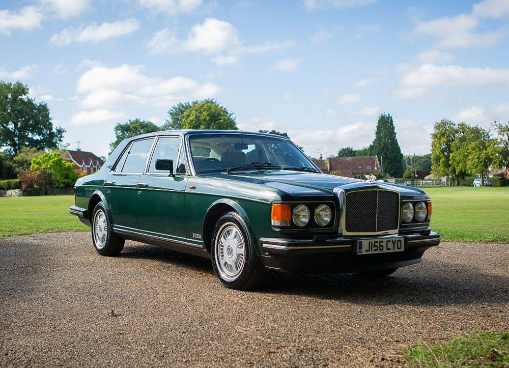 Lot 272 - 1991 Bentley Eight