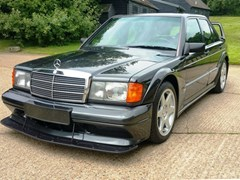 Navigate to Lot 289 - 1990 Mercedes-Benz 190E 2.5-16  Evolution II