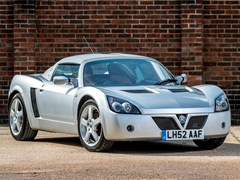 Navigate to Lot 130 - 2002 Vauxhall VX220
