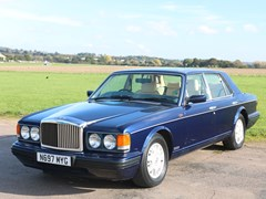 Navigate to Lot 212 - 1996 Bentley Brooklands