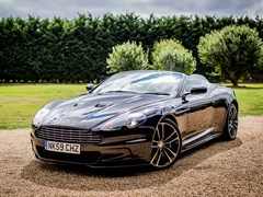 Navigate to Lot 173 - 2010 Aston Martin DBS Volante
