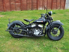 Navigate to Lot 270 - 1947 Harley-Davidson Civilian